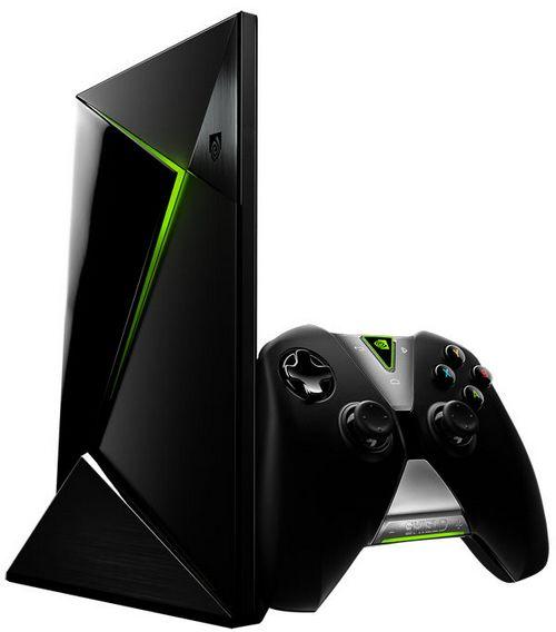 Nvidia shield с обновлением можно использовать как медиа-сервер