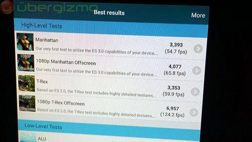 Nvidia tegra x1 прошел тестирование в бенчмарках