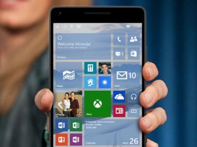 Обновление windows 10 mobile принесёт новые функции в cortana и edge