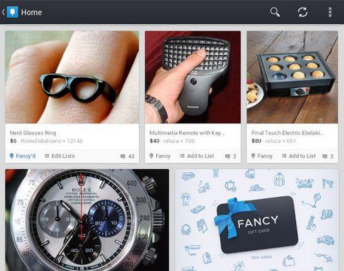 Обзор четырех приложений google play: fancy, im+, expedia hotels & flights, облако mail.ru