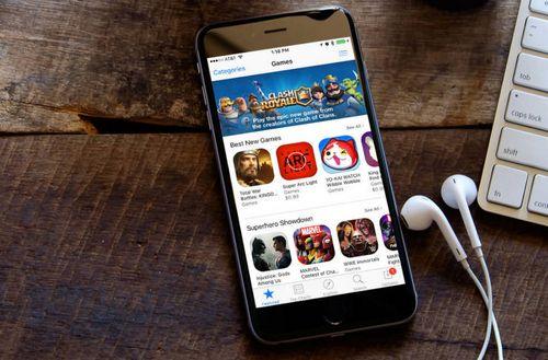Одна из самых технологичных игр для ios стала доступна в app store