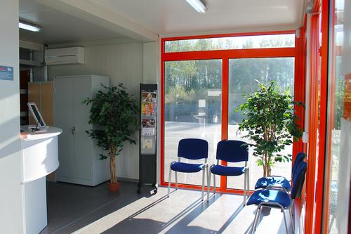 Офис компании pochta.fi