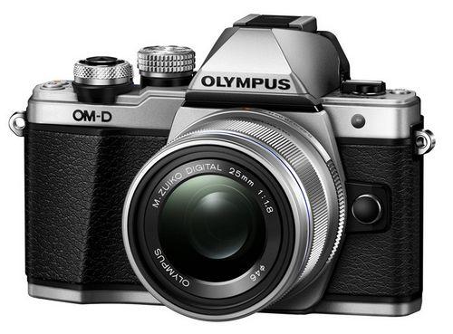 Olympus представила новую фотокамеру om-d e-m10 mark ii