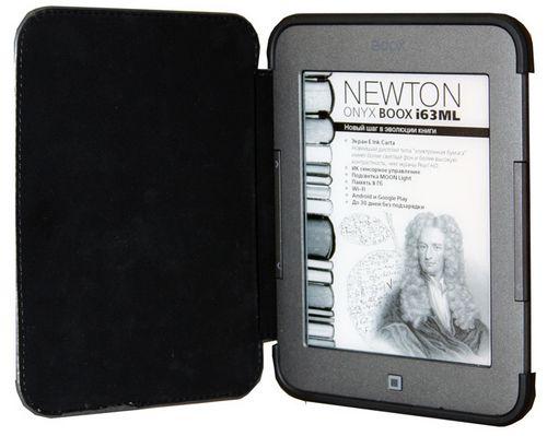 Onyx book i63ml newton: букридер с 6-дюймовым экраном e ink carta