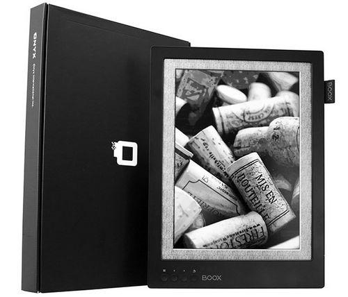 Onyx boox max: 13,3-дюймовый ридер с экраном e ink за 59 990 рублей