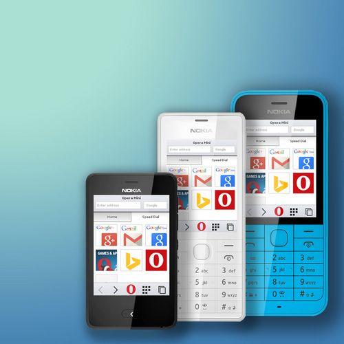 Opera mobile store заменит nokia store в телефонах nokia