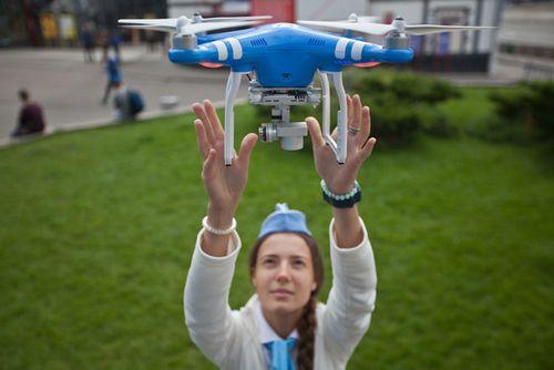 Оператор yota подвел итоги проекта по доставке sim-карт дронами