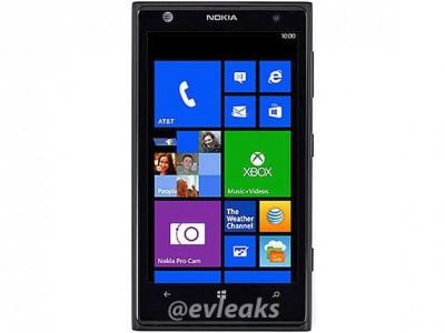 Опубликован первый рендер nokia lumia 1020 (lumia 909?)