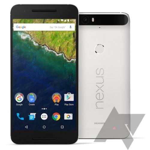 Опубликовано первое фото нового «эталонного» смартфона google nexus