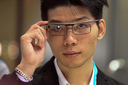 Опубликовано первое изображение google glass второго поколения
