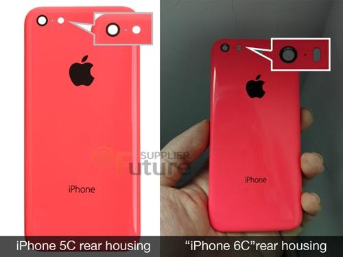 Опубликованы первые фото будущего iphone 6c