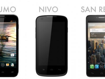 Orange выпустит три новых брендированных смартфона