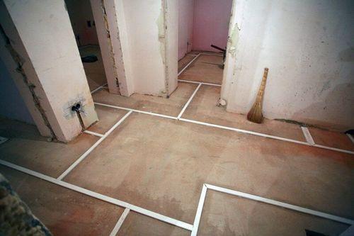 Особенности электромонтажных работ в квартире или доме