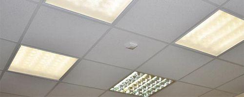 Освещение в офисе: офисные светильники