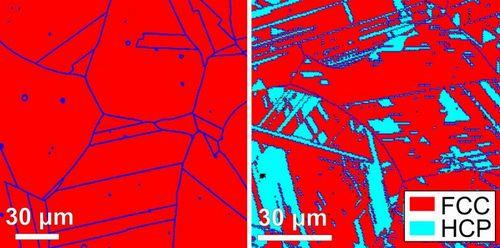 Открыты новые сплавы металлов с уникальными свойствами