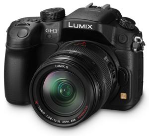 Panasonic dmc-gh3: беззеркальный фотоаппарат в защищённом корпусе