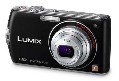 Panasonic lumix dmc-fx70: тонкий корпус четырех цветов, съемка hd-видео