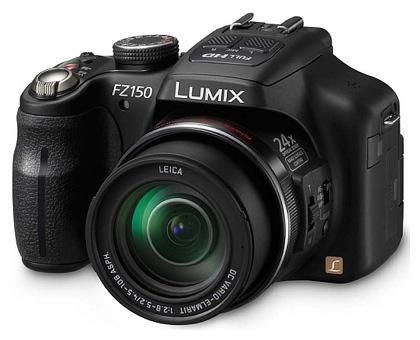 Panasonic представил новый «ультразум» и камеру с wi-fi