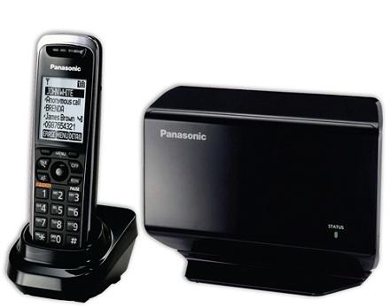 Panasonic представил в россии sip-dect телефон для малого офиса kx-tgp500