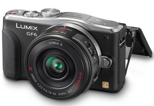 Panasonic представила беззеркальную фотокамеру lumix dmc-gf6 с модулями wi-fi и nfc