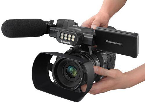 Panasonic продемонстрировала новую систему для съёмки панорамного видео