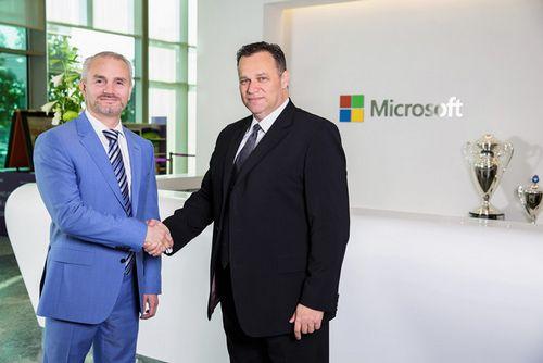Павел бетсис сменил николая прянишникова на посту президента microsoft в россии