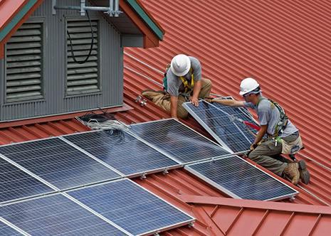 Перепроизводство солнечной энергии в германии