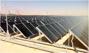Первая солнечная теплоэлектростанция появится под кисловодском в 2012 году