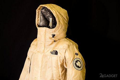 Первая в мире куртка из паучьего шёлка (10 фото + видео)