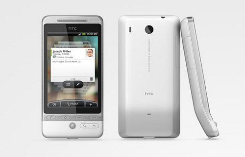 Первые 3d android коммуникаторы от htc