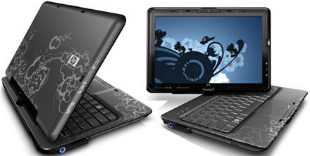 Первый «массовый» ноутбук с multi-touch. фото