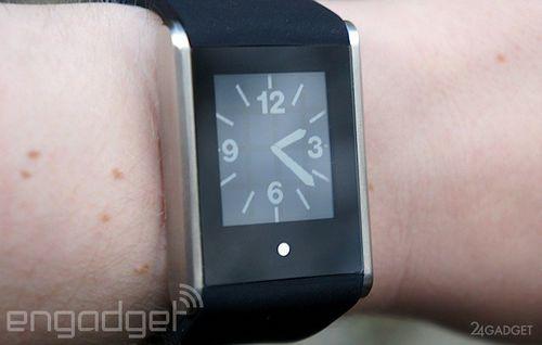 """Phosphor touch time - """"умные"""" часы, которым не нужен смартфон"""