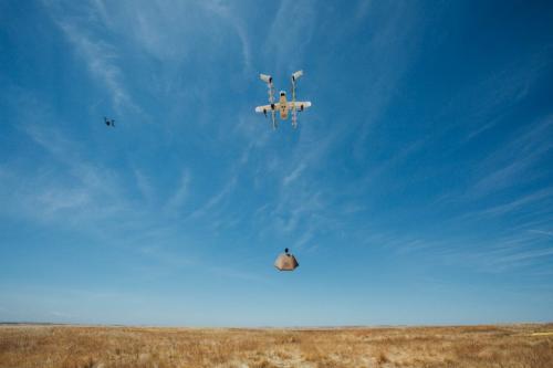 Платформа utm, созданная в рамках проекта project wing, способна одновременно управлять несколькими дронами