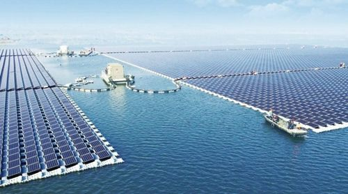Плавучие солнечные электростанции на швейцарских озерах