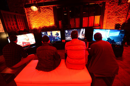 Playstation 4: экспресс-обзор «газеты.ru»