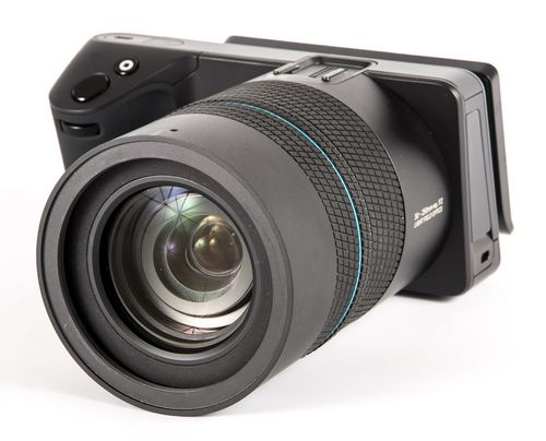 Пленоптическая камера из 12 кенонов