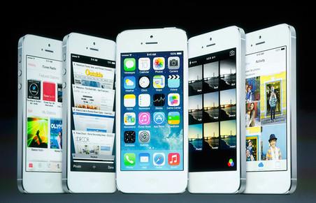 Подробности о новых iphone 5s и 5c