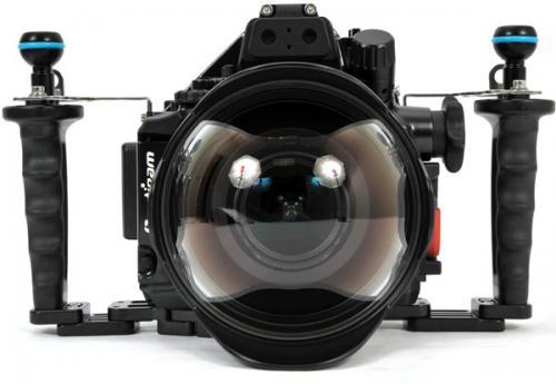 Подводный бокс nauticam na-em5ii предназначен для камеры olympus om-d em-5 mark ii
