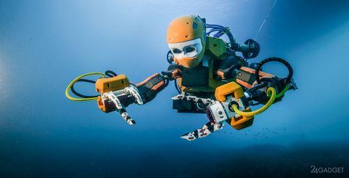 Подводный робот-археолог (9 фото + видео)