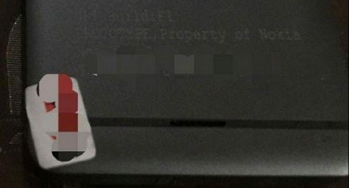 Появилась фотография полностью металлического смартфона nokia