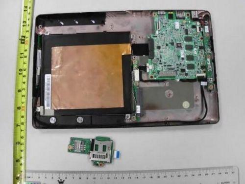 Появилась информация о планшете ecs elitepad s10 на базе платформы oak trail