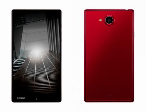 Полку «безрамочных» смартфонов прибыло: sharp представила модель aquos xx с 5,7 дюймовым экраном full hd и soc snapdragon 810