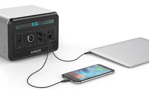 Портативный аккумулятор на 120 000 мач зарядит iphone до 40 раз (8 фото)
