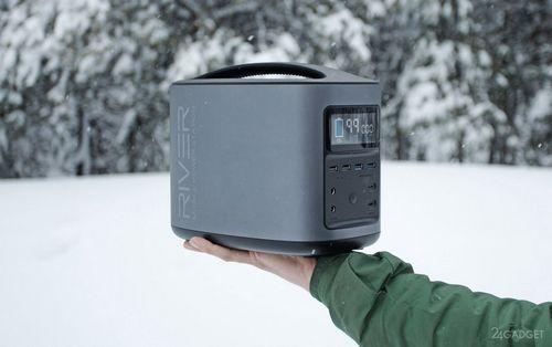 Портативный солнечной аккумулятор ёмкостью 20 000 мач (10 фото + видео)