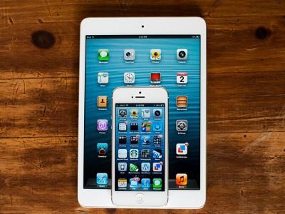 Поставки iphone за год выросли на 33%