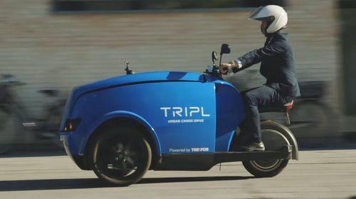 Поступил в продажу электрический мотоцикл, напечатанный на 3-d принтере компанией italian volt