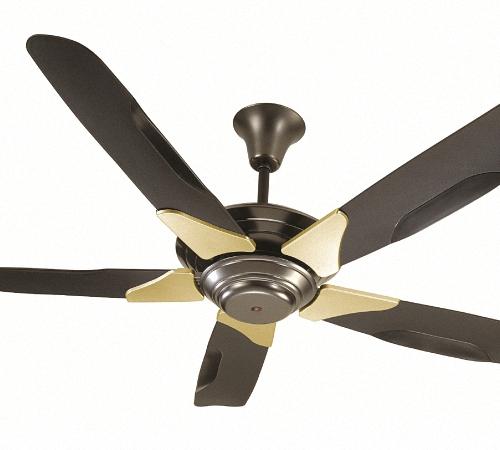 Потолочный вентилятор: конструкция, выбор, установка