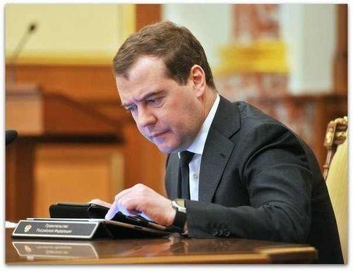 Правительство россии отказалось от ipad и перешло на samsung