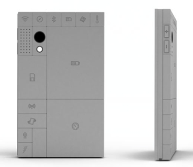 Предложен смартфон нового революционного форм-фактора. видео