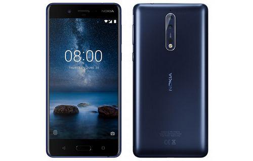 Представлен флагманский смартфон nokia 8 с чипсетом snapdragon 835 и оптикой zeiss